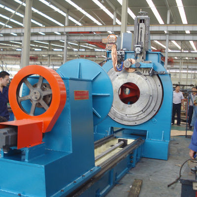 12 Ton Welded Wire Mesh Machine 0.01 Presisi Untuk Silang Layar Wedge Wire