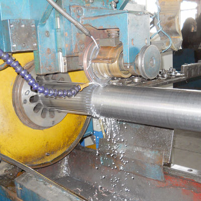 Wedge Wire Screen Machine / Welded Wire Mesh Machine Dengan Mitsubishi Control System