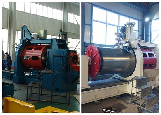 Cina Kualitas tinggi Mesin Wedge Wire Well Screen Welding di Hebei Distributor